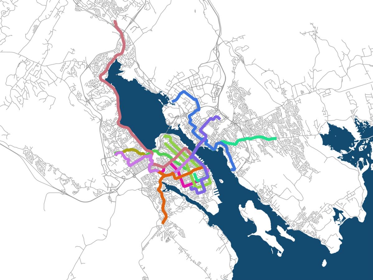 all-corridor-routes